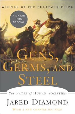 Guns, Germs, and Steel: The Fates of Human Societies (New Edition)