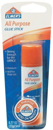 Elmers All-Purpose Glue Stick-.77 Ounce