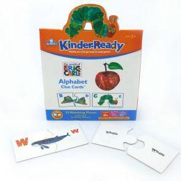 Kinder-Ready Alphabet Clue Cards
