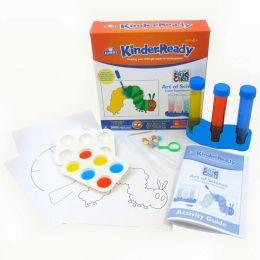Kinder-Ready Art of Science