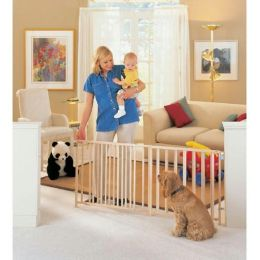 Northstates Supergate Extra Wide Swing Gate, 57