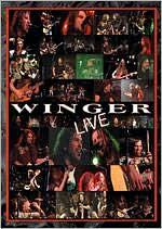 Winger: Winger Live