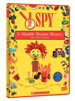I Spy 1: Mumble Monster & Other Stories