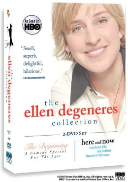 Ellen Degeneres: the Beginning/Here and Now
