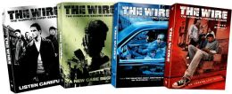 Wire: Complete Seasons 1-4
