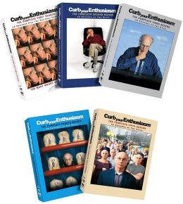 Curb Your Enthusiam: Complete Seasons 1-5
