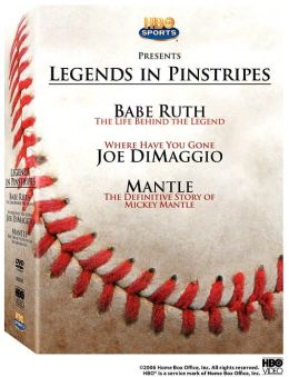 Mickey Mantle / Babe Ruth / Joe DiMaggio Pack