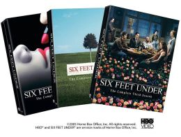 Six Feet under: the Complete Seasons 1-3