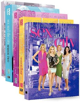 Sex and the City - Complete Seasons 1-5