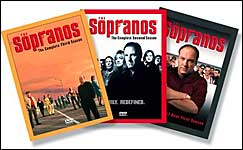 Sopranos: The Complete Seasons 1-3