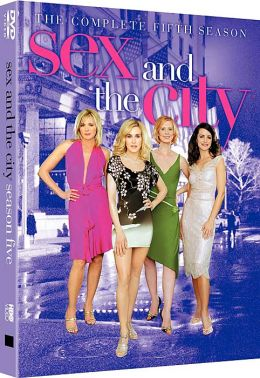 Sex and the City - Complete Fifth Season