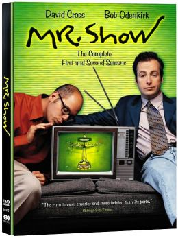 Mr Show: Complete First & Seconds Seasons