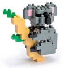 nanoblock Minis Koala