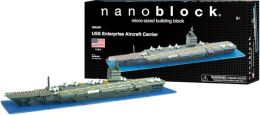 Nano Block USS Enterprise Carrier