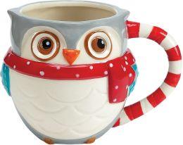Snowy Owls mug