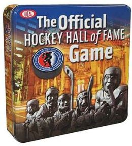 POOF-Slinky 0C683 The Official Hockey Hall of Fame Board Game