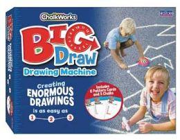 POOF-Slinky 0C8902 Chalk Drawing Machine