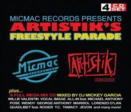 Freestyle Parade Boxset