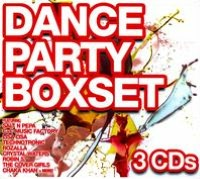 Dance Party Boxset