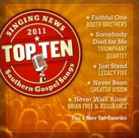 Singing News: Top Ten Southern Gospel Songs of 2011