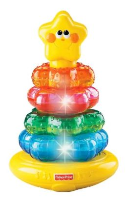 Fisher-Price Little Superstar Classical Stacker