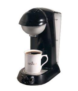 Gevalia G90 Gevalia G90 Reversible Pod Coffee Brewer- Black