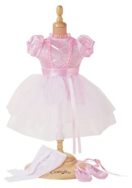 Corolle Mademoiselle 14 Inch Doll Clothes Set, Ballerina