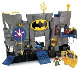 Imaginext Adventures DC Superfriends Bat Cave
