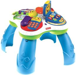 Fisher Price Laugh & Learn Fun With Friends Musical Table