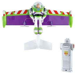 Toy Story 3 Real Flying Buzz Quick-Charge Flyer