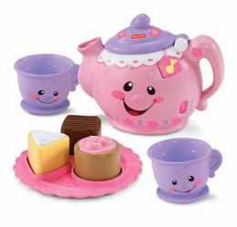 Laugh & Learn Say Please Tea Set