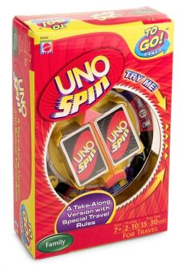 TO GO! Games UNO SPIN Game