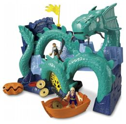 Imaginext Sea Dragon Island