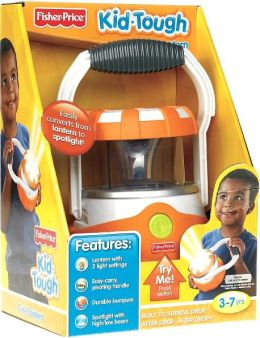 Fisher Price Kid Tough 2-in-1 Lantern