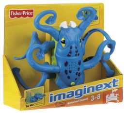 Imaginext Motorized Dragon