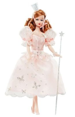 THE WIZARD OF OZ Glinda BARBIE Doll