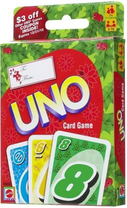 UNO Holiday Edition