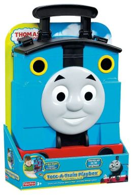 Thomas & Friends Tote-A-Train Playbox
