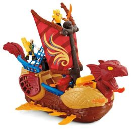 Imaginext Serpent Pirate Ship