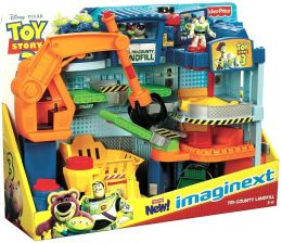 Toy Story Imaginext Toy Story Tri-County Landfill Playset