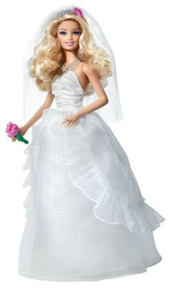BARBIE DOLL (Princess Bride)