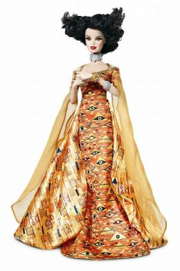 BARBIE Collector - Famous Friends -Doll Inspired by Gustav Klimt