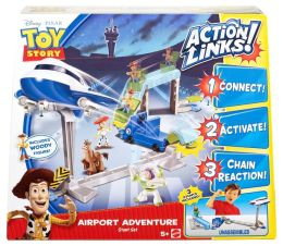 Toy Story Action Link Airport Adventure Set