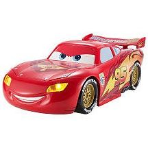 Cars 2 Lights & Sounds Lightning McQueen