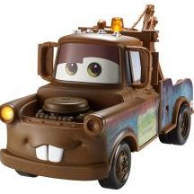 Cars 2 Lights & Sounds Mater