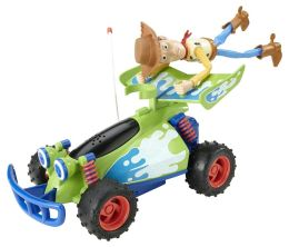 Toy Story Wild Ride R/C & WOODY