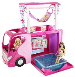 Barbie Sisters Go Camping! Camper