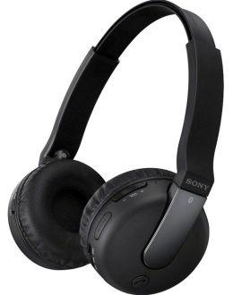 Sony DR-BTN200 NFC Bluetooth Headphones - Black