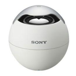 Sony SRS-BTV5 Bluetooth Wireless Mobile Speaker - White
