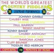 The World's Greatest Country Fiddlers [1999]